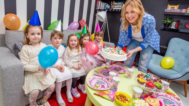 grickalice za dječji rođendan Dječje slavlje u domu Mirjane Mikulec — Čuvarkuća grickalice za dječji rođendan
